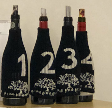 Wine education can often include blind tasting and it did with WSET 2