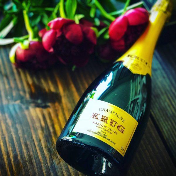 Krug Grande Cuvée Named Most Popular Sparkling