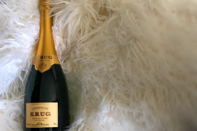 Krug Grande Cuvée Named Most Popular Sparkling