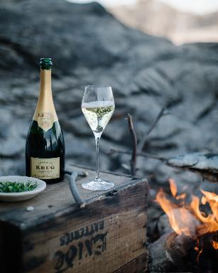 Krug Grande Cuvée named by Wine & Spirits Magazine as the most popular choice in US restaurants for sparkling wine.