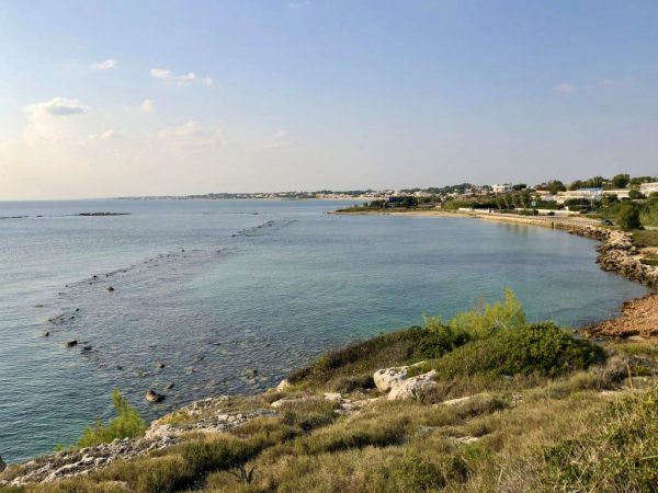 The stunning Mediterranean Coastline of Puglia
