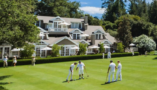 Where to Stay: Napa Valley's Meadowood