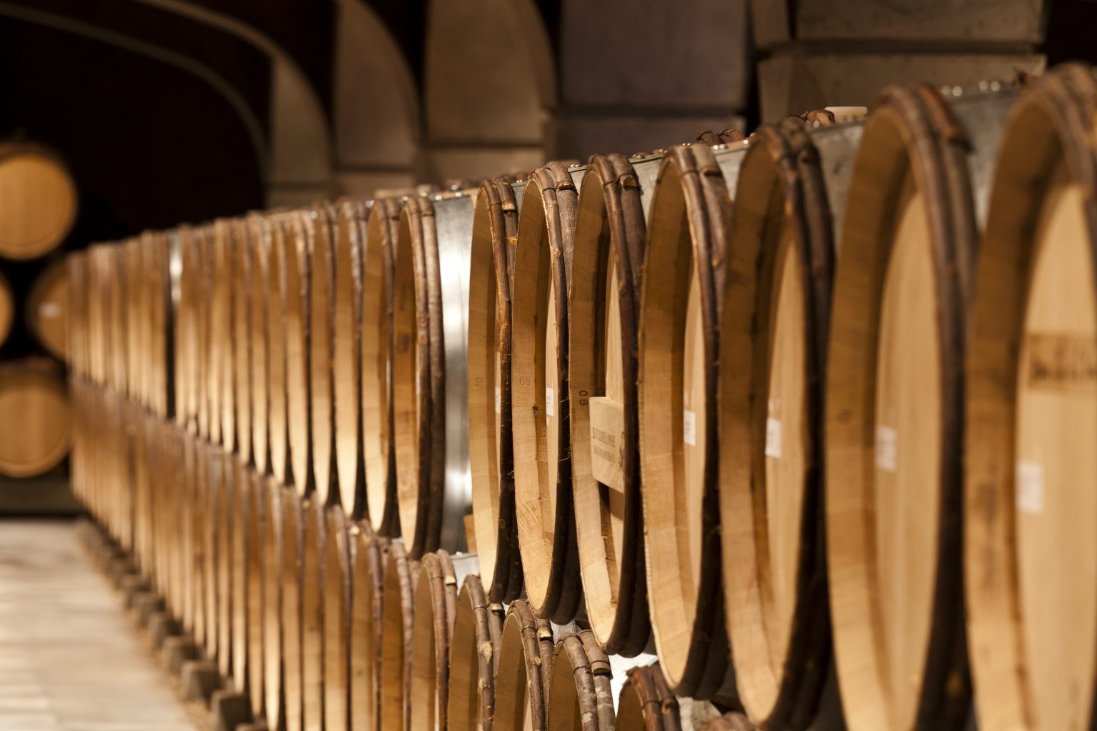 Barrels of Burgundy