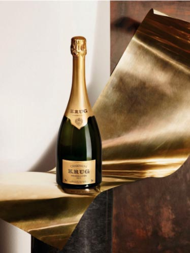Wine and Spirits Magazine names Krug Champagne the Number One Choice for US Restaurants