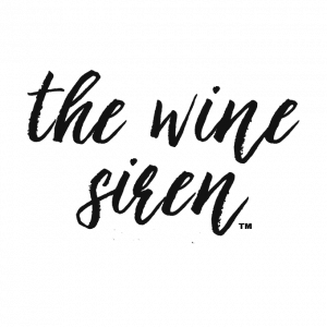 The Wine Siren Logo